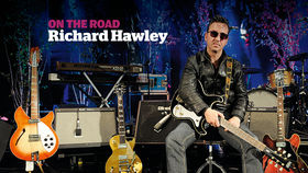 VIDEO: On The Road rig tour interview with Richard Hawley