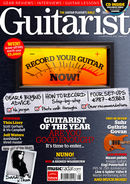 Guitarist issue 331 on sale now