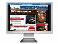 Guitarist reborn online