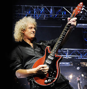 Brian May's other equipment