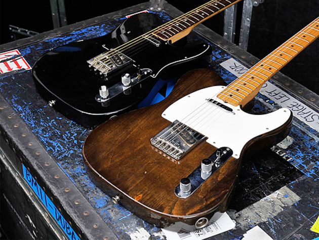 Brian May's Other Equipment - Crazy Little Thing Called Love Fenders