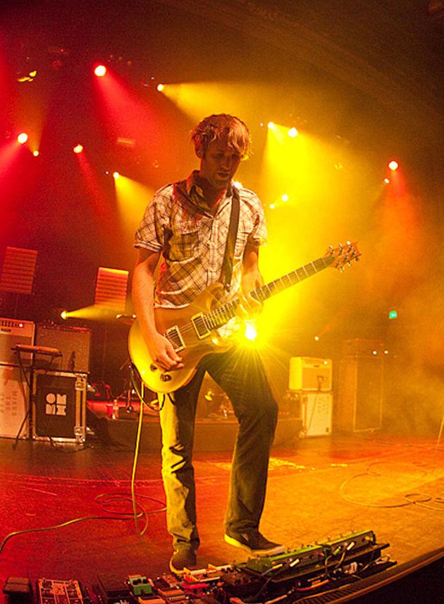 Dave Knudson - rig tour