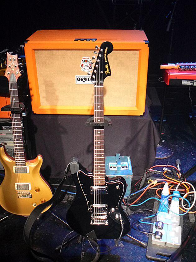Guitars Fender Jaguar Baritone Special