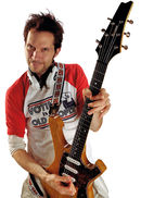 Friday's Guitar Hero: Paul Gilbert