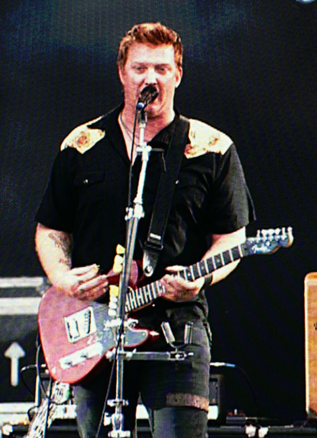 Josh Homme (Them Crooked Vultures)