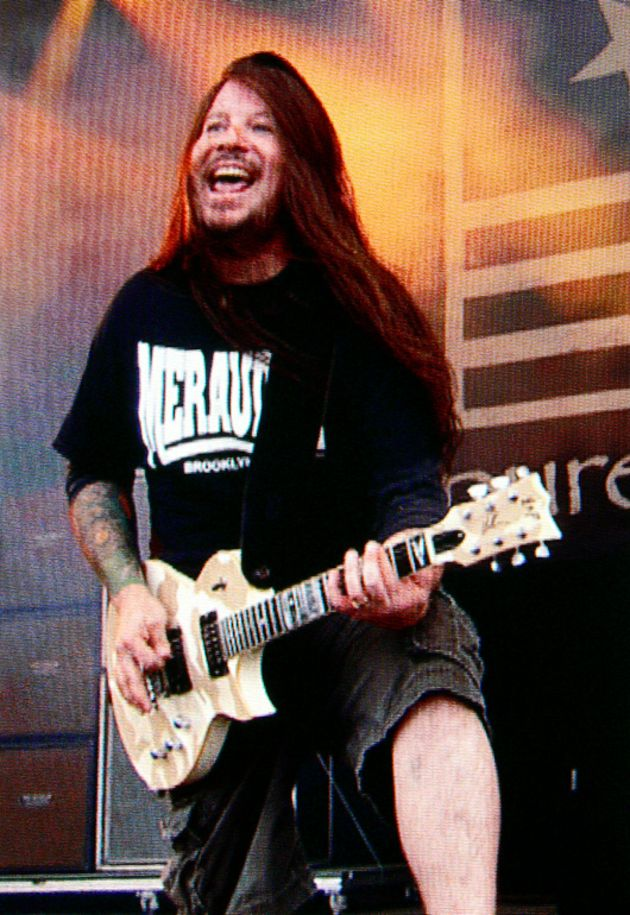 Willie Adler (Lamb Of God)