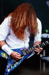 When Megadeth broke into the masterclass thrash of Holy Wars… The Punishment Due, Dave rightly pulled his Vehement Rust In Peace off the rack.