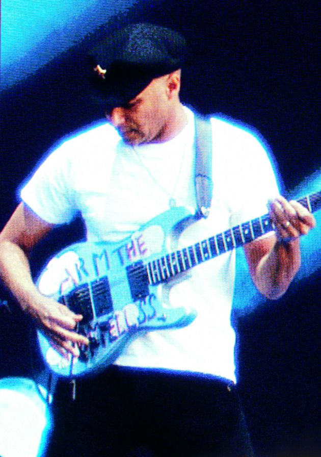 Tom Morello (Rage Against The Machine)