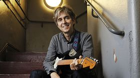 VIDEO: On The Road with Eric Johnson, live rig tour