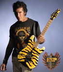 George Lynch UK in-store appearance