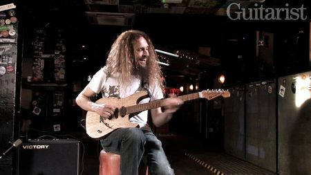 VIDEO: Guthrie Govan demos his new Charvel prototype