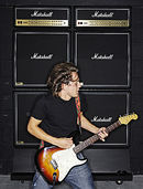 Win a full-size dummy Marshall stack