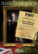 Billy Sheehan UK workshop tour