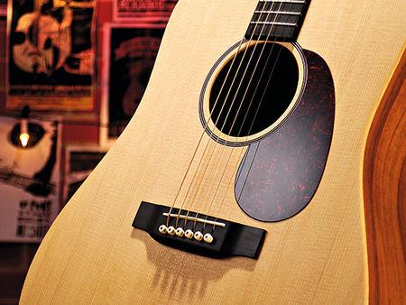 Les meilleures guitares acoustiques à moins de 700 €