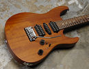Suhr Guthrie Govan Set-Neck signature - hands on