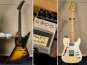 Manic Street Preachers: James Dean Bradfield's gear