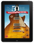 Guitarist's first iPad app