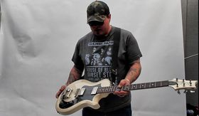 Chris Robertson from Black Stone Cherry on the new-for-2013 PRS S2 Starla