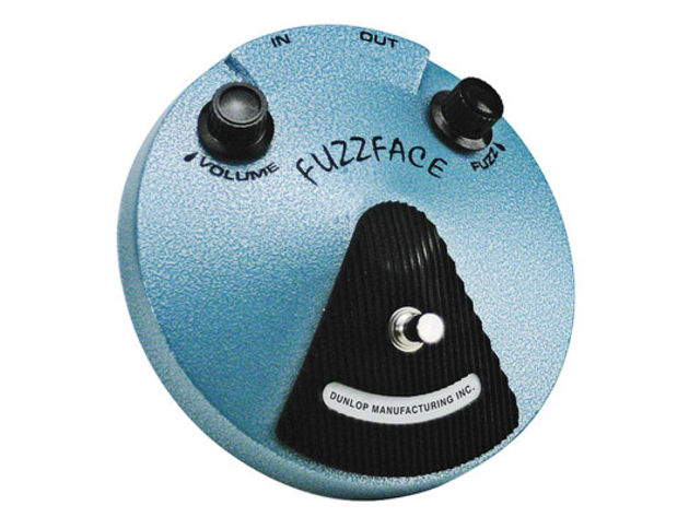 Jim Dunlop JH-F1 Jimi Hendrix Fuzz Face