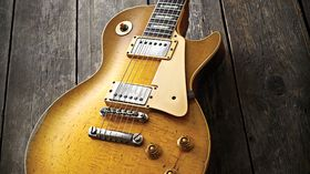VIDEO: Bernie Marsden plays The Beast, his 1959 Gibson Les Paul Standard