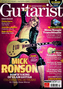 Guitarist issue 330 on sale now