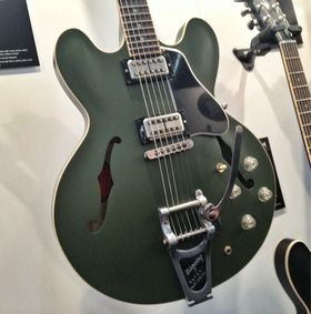 Musikmesse 2013: Guitar highlights from the show floor