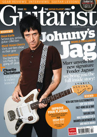 Guitarist issue 351 - on sale now!
