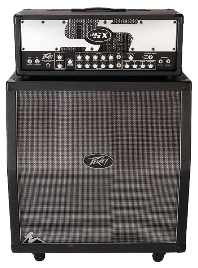 Peavey JSX Joe Satriani Signature head