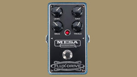 Mesa/Boogie announces four new overdrive and distortion pedals