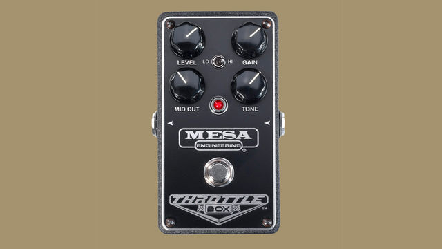 Mesa/Boogie Throttle Box (£165)