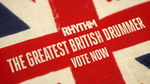 Who is the greatest ever British drummer? Poll 3