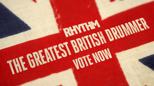 The greatest ever British drummer: who's number 1?