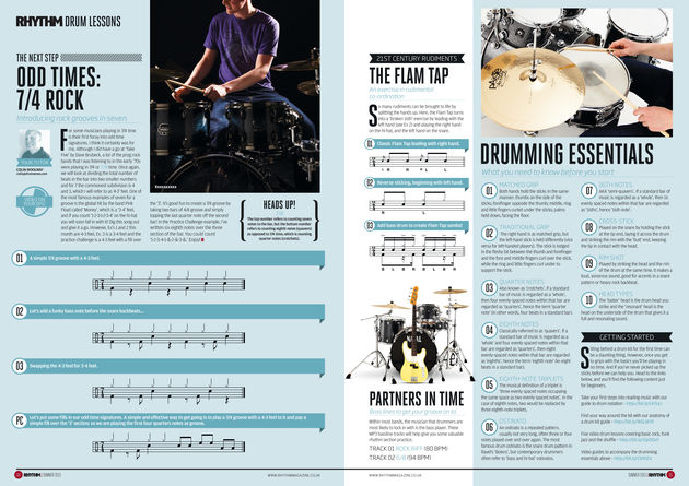 Rhythm Lessons