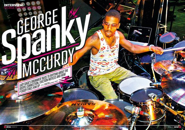 George 'Spanky' McCurdy