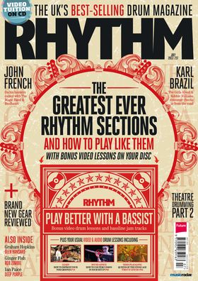 Rhythm through the years
