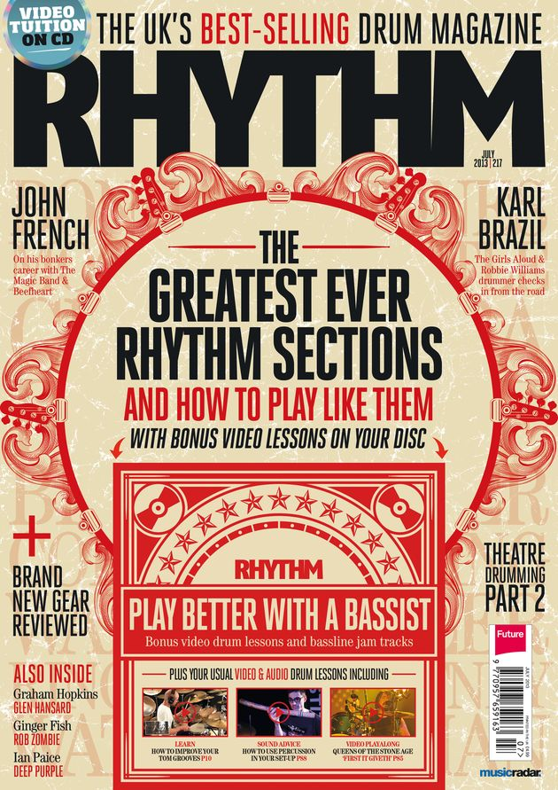 Greatest Ever Rhythm Sections