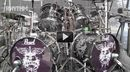 VIDEO: Tico Torres' drum tech walks you through the Bon Jovi man's kit