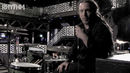 Video: Shinedown drummer Barry Kerch shows Rhythm his Pearl/Meinl set-up