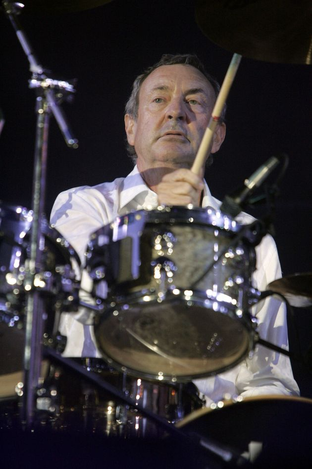Nick Mason is backing Learn to Play Day