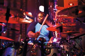 Five great drummers to check out from this month's Rhythm
