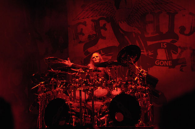 Joey Jordison v Matt Halpern