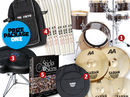 Win £10,000 of drum gear