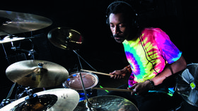 5 great drummers in April's Rhythm
