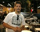 Charlie Benante: Anthrax with Belladonna is 'awesome'
