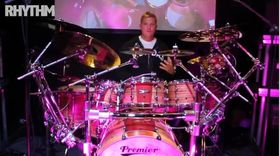 VIDEO: Take a guided tour of Craig Blundell's hybrid kit