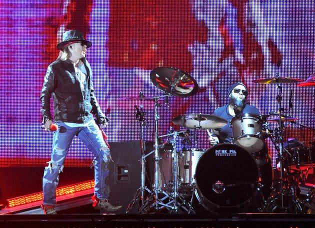 Brain lifts the lid on the crazy world of Guns N' Roses