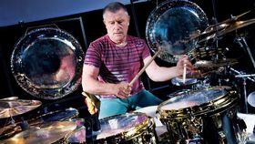 Win a Carl Palmer art piece