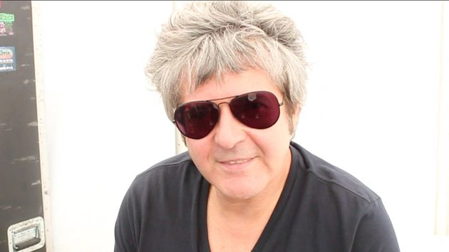 Blondie legend Clem Burke