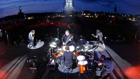 Lars: Fans to choose Metallica Sonisphere set