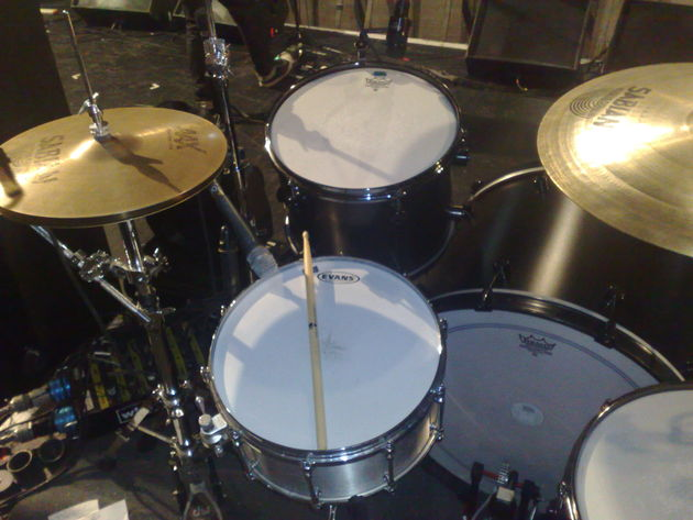 Derek's kit